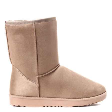 Arktika Beige Snow Boots - Footwear