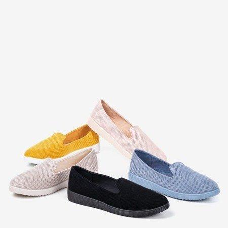 Black openwork loafers Verinda - Footwear 1
