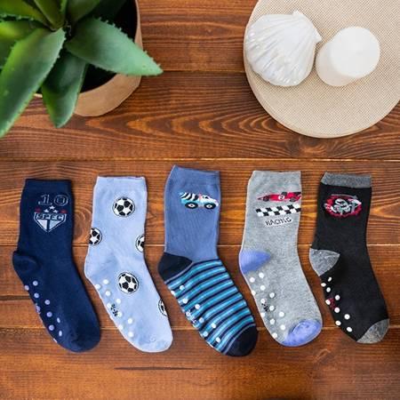 Children's colorful socks 5 / pack - Socks