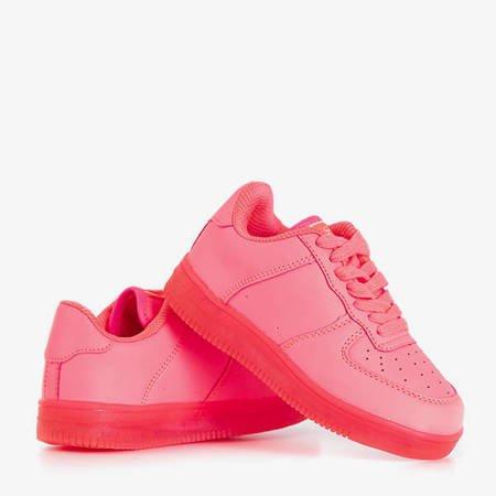 Colt Pink Children's Sports Shoes - Footwear