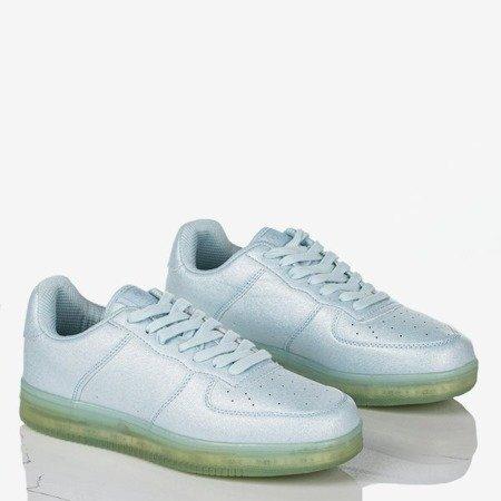 Fissane blue women's sports shoes - Footwear