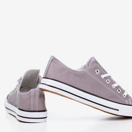 Gray Men's Lonis Sneakers - Footwear