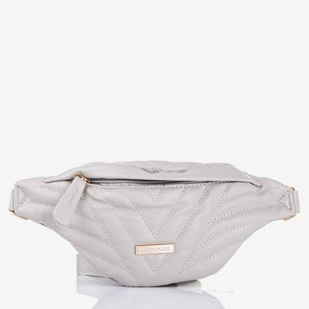 Gray small kidney bag - Handbags 1