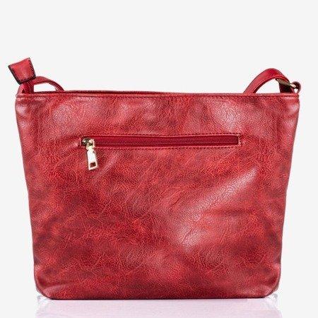 Large red shoulder bag - Handbags