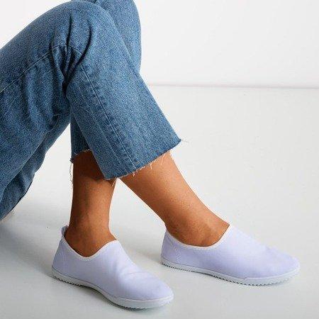 Maywood women's purple slip-on sneakers - Footwear 1