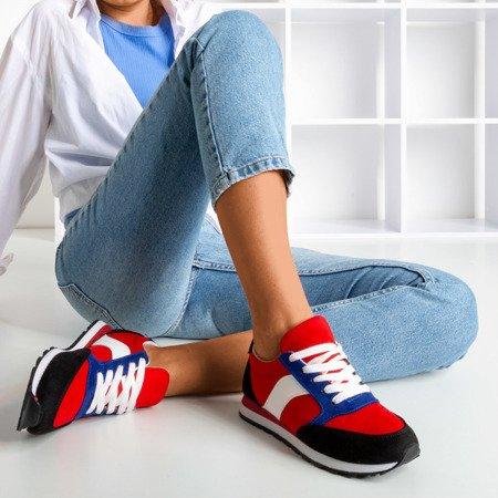 Multicolored Gavriella women's sports shoes - Footwear 1