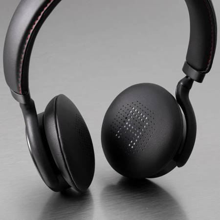 Wireless headphones with Q-touch microphone - Electronics