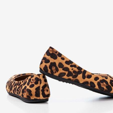 Women's ballerinas a'la pantherka Rozita - Footwear