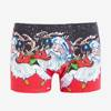 Men's Black Christmas Boxer Shorts - Underwear